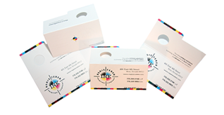 Registered Ink Print Collateral
